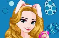 Пасха Эльзы - Elsa Easter Dress Up