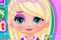 Пасхальное Яйцо Эльзы - Baby Elsa Easter Egg Hunt