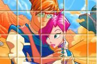 Пазл Винкс - Puzzle Winx