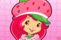 Пазлы с Земляничкой - Strawberry Shortcake Puzzle Set