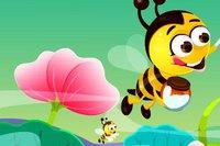 Пчелка за Pаботой - Bee at Work