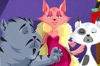 Пение Котов - Singing Cats