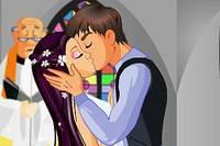 Первый Поцелуй - A Brides First Kiss