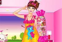 Пижамная Вечеринка Барби