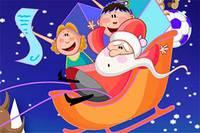 Подарки от Санты - Santas Jolly Gifts