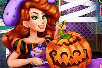 Поделки на Хэллоуин - Jessies Halloween Pumpkin Carving