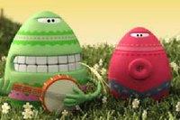 Поющие Пасхальные Яйца - Singing Easter Eggs