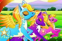 Пони Гонки - Pony Race