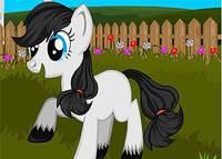 Пони Лечит Ногу - Little Pony Leg Injury