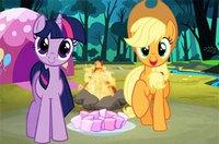 Пони на Пикнике - My Little Pony Camp Fun