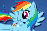 Пони Радуга Дэш - Rainbow Dash