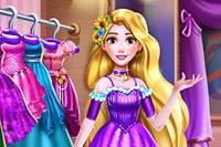 Порядок в Шкафу - Rapunzel Wardrobe Clean Up
