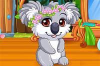 Позаботься о Коале - Pet Stars: Cuddly Koala
