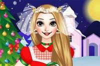 Праздничный День - Princess Christmas Wedding
