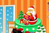 Праздничный Десерт - Merry Chrismtas Cake Decoration
