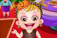 Праздничный Макияж - Baby Hazel Thanksgiving Makeover