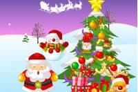 Праздничный Зимний День - Christmas Decoration