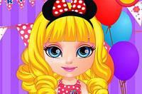 Праздник Барби 2 - Baby Barbie Pinata Designer