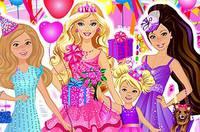 Праздник Барби - Happy Birthday, Barbie!