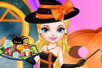 Прекрасный Хэллоуин - Halloween Activity