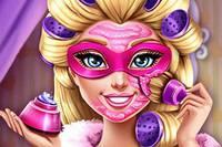 Преображение Супер-Барби - Super Barbie Real Makeover