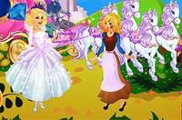 Преображение Золушки - Cinderella Magic Transformation