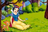 Преобрази Белоснежку - Princess Snow White Lazy