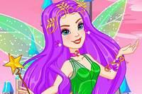 Платье для Феи - Pretty Fairy Dress Up