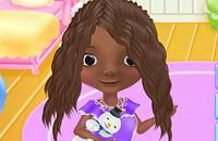 Прическа для Плюшевой - Doc McStuffins Fantasy Hairstyle