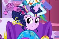 Прически Твайлайт - Тwilight Sparkle Summer Haircuts