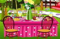 Прием Гостей в Саду - Garden Party