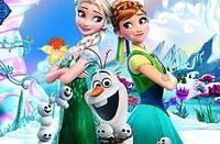 Приключения Олафа - Olaf Winter Adventure