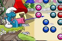 Приключения Смурфика - Smurfs Balls Advebture