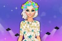 Принцесса Эльза - Elsa Spring Couture Show