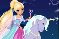 Принцесса и Единорог - Unicorn Princess