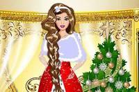 Принцесса и Рождество - Princess Christmas Party