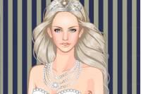 Принцесса Луна -  Moon Princess Dress Up