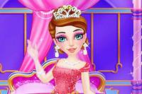 Принцесса в Салоне - Princess Makeover Salon