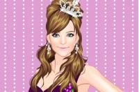 Принцесса Виноградинка - Grape Princess Dress Up