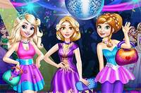 Принцессы на Балу - Princess Prom Ball