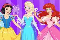 Принцессы на Кастинге - Disney Princess Casting Audition