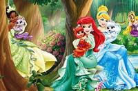 Принцессы в Замке - Disney Princess Castle Fun