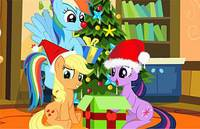 Прятки Пони - My Little Pony Christmas Disaster