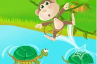 Прыгающая Мартышка - Chimpy Jump