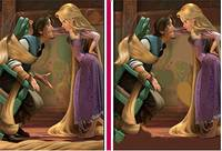 Рапунцель и Флинн - Tangled 10 Differences