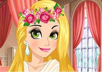 Рапунцель в Спа Салоне - Rapunzel Facial Makeover