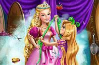 Рапунцель - Волшебная Портная - Rapunzel Magic Tailor