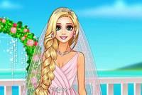 Невеста в Розовом 2 - Rapunzel Blush Bride
