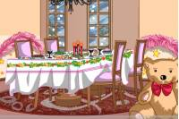 Рождественская Обеденная Комната - Christmas Dining Room