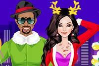 Рождество Ким и Канье - Kim And Kanye On Christmas